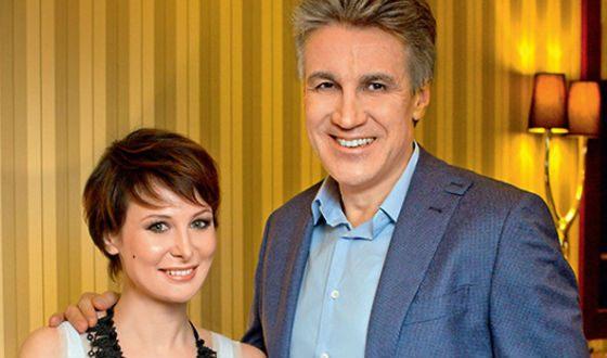 Алексей Пименов с Ольгой Погодиной
