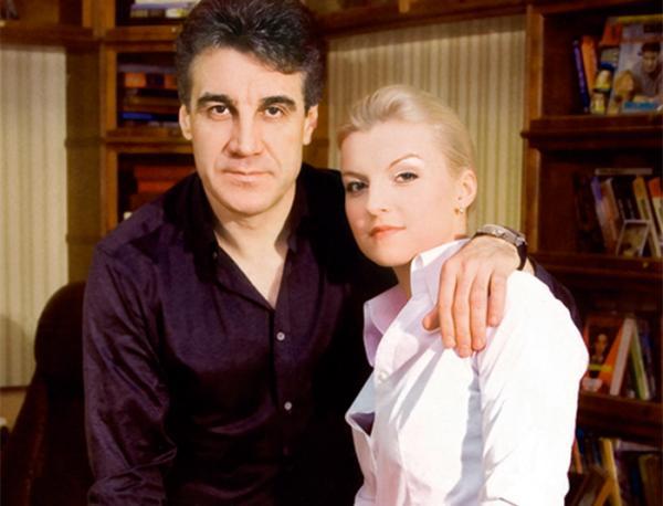 Алексей Пименов с дочерью Дарьей