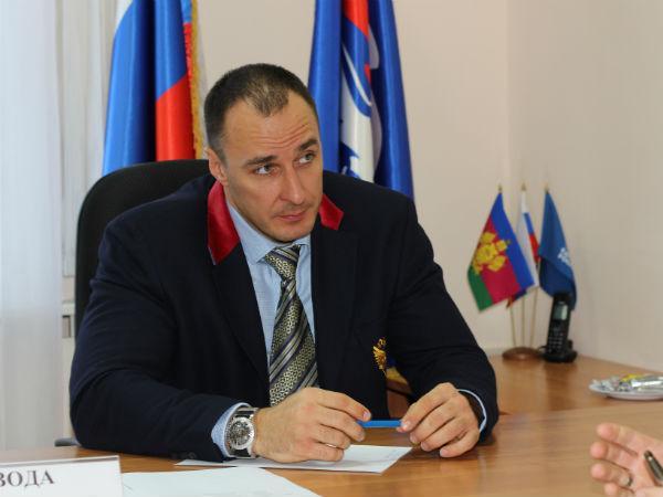 Депутат госдумы Алексей Воевода