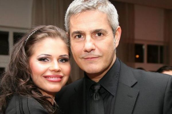На фото: Алессандро Сафина и его жена Лоренца Марио