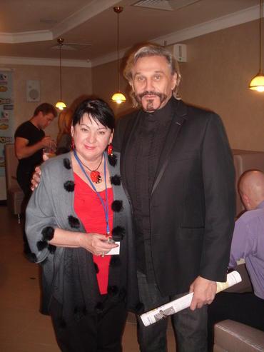 На фото: Анатолий Алешин и его жена Людмила Николаева