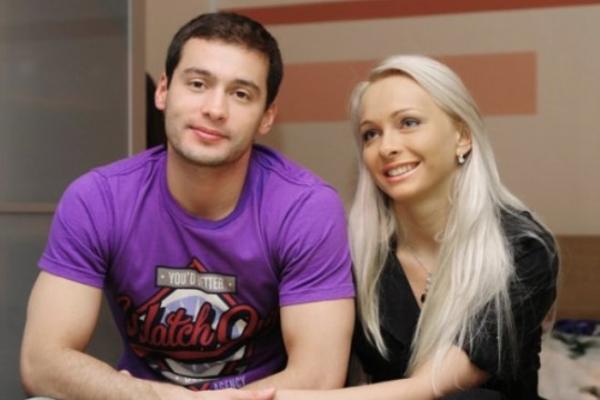 Андрей и Дарья Пынзарь