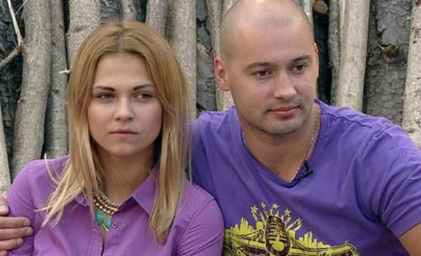 На фото: Андрей Черкасов и Анна Кручинина