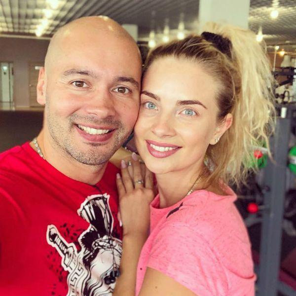 Андрей и Кристина Ослина