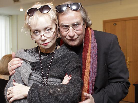 Андрей Житинкин с Евдокией Германовой