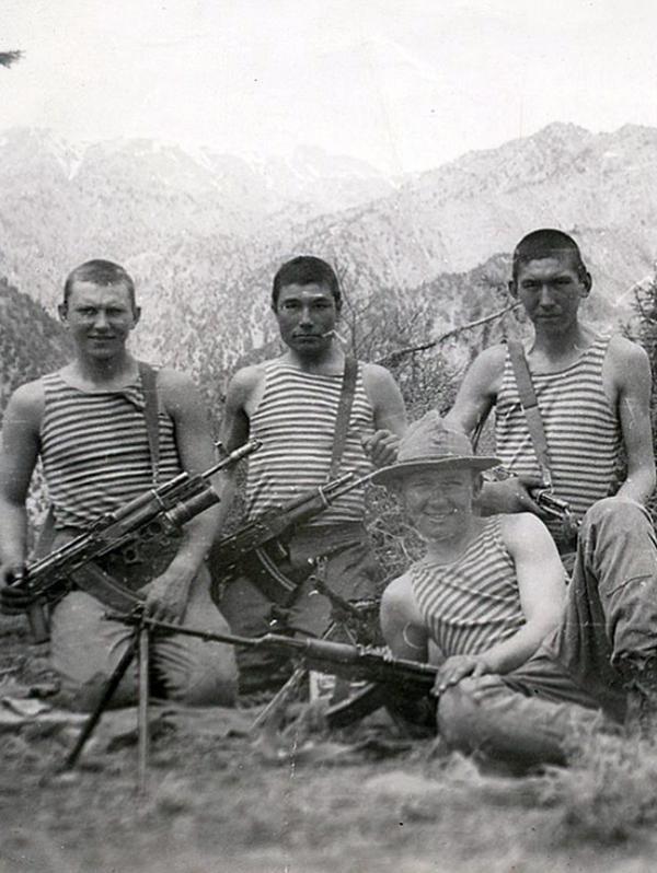 Артем Шейнин в Афганистане