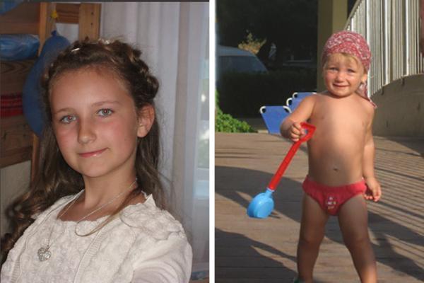 На фото: Дочь Артёма Шейнина - Дарья