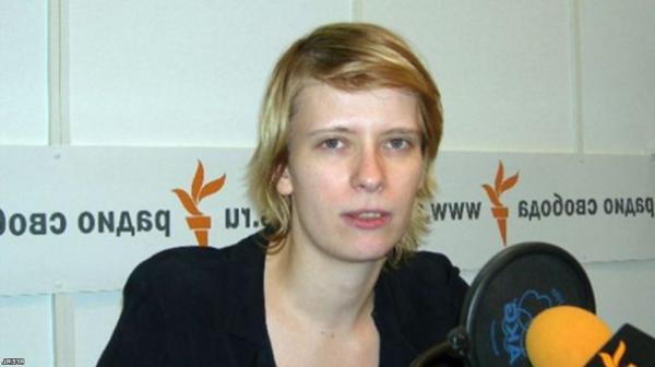 Выступление Марины Литвинович на Радио Свобода