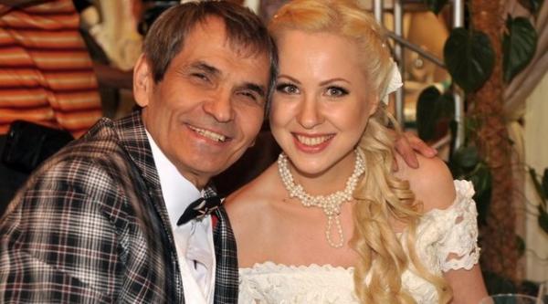 На фото: Бари Алибасов и Виктория Максимова