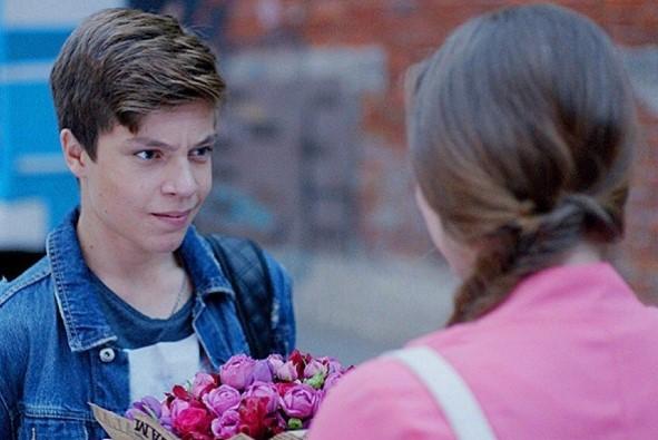 Егор Клинаев в сериале «Физрук»