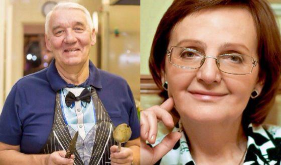 Родители Елены Ваенги