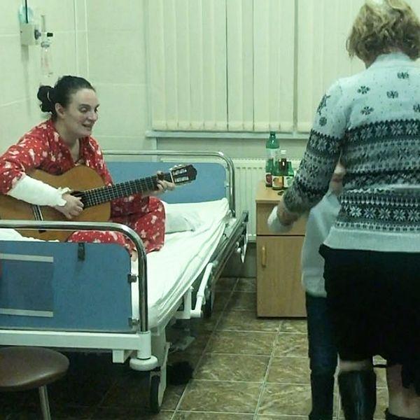 Елена Ваенга готовится к выписке из больницы