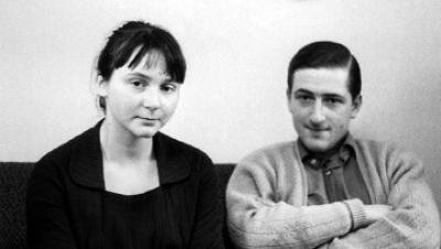 На фото: дети Аллилуевой Екатерина и Иосиф