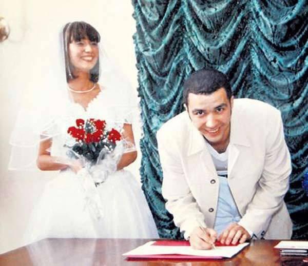 На фото: Денис Клявер и Елена Шестакова
