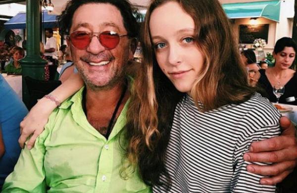 Лепс с дочерью Евой