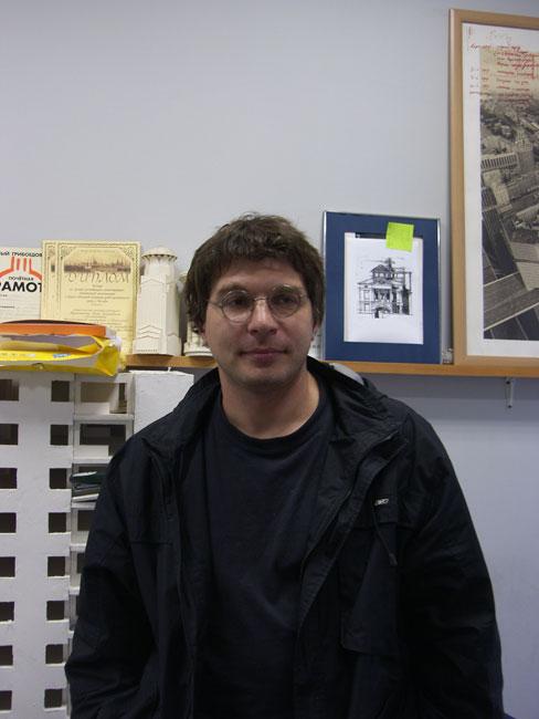 На фото: внук Светланы Иосифовны Илья Вознесенский