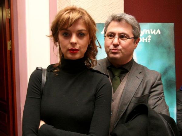 Дмитрий Месхиев и Кристина Кузьмина