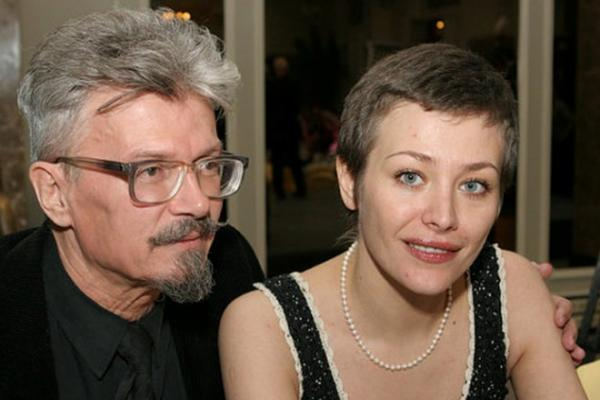 Екатерина Волкова с мужем Лимоновым