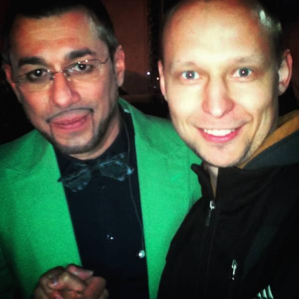 Евгений Кульмис и Михаил Турецкий