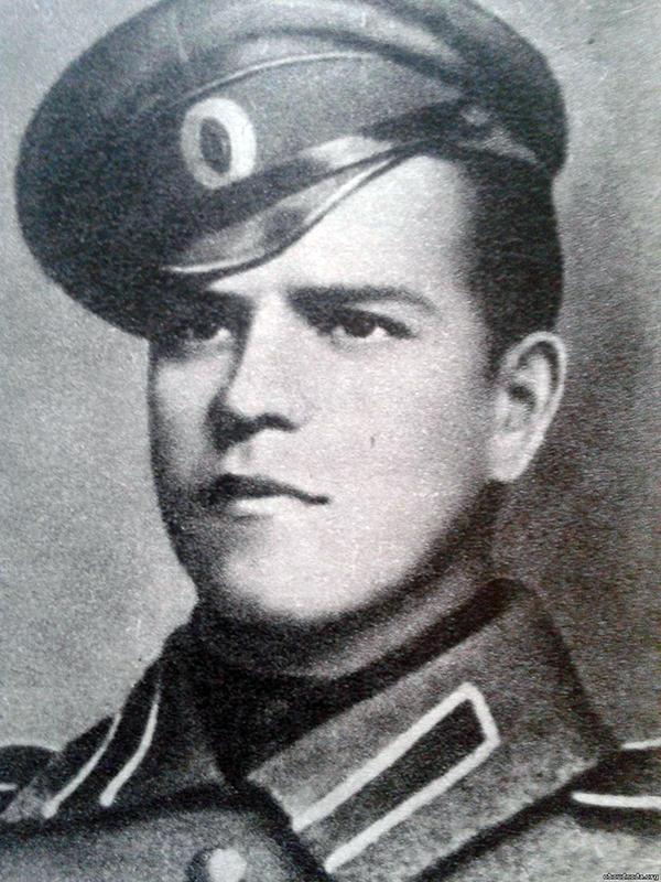 Унтер-офицер - Георгий Жуков