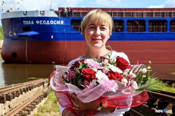 На фото: Екатерина Никитина