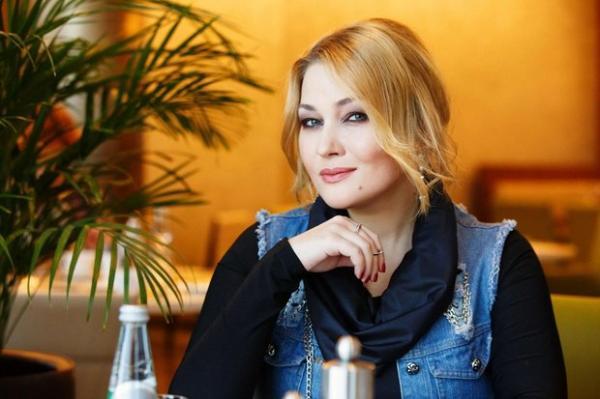 На фото: Анастасия Тихонович