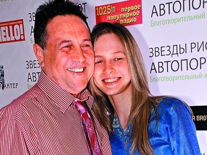 Ибрагимов с третьей женой