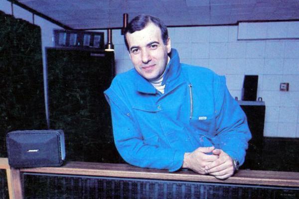 Игорь Крутой в начале творческой карьеры