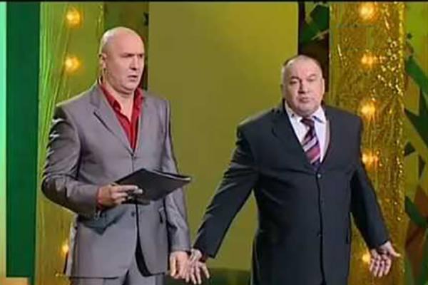 Игорь Маменко и Николай Лукинский