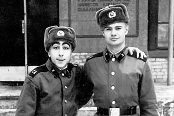 Игорь Маменко в Советской Армии