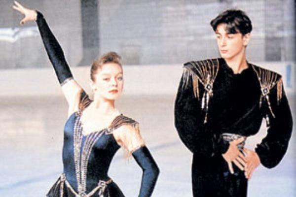 Илья Авербух и Марина Анисина
