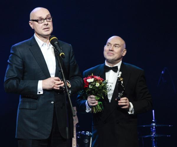 Телеведущий Юлиан Макаров