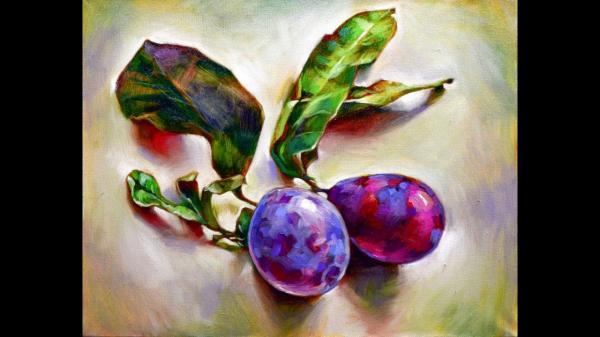 Картина Анны Макаровой
