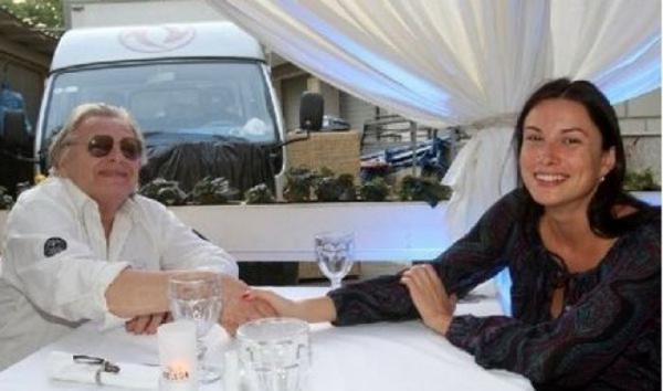 Юрий Антонов с дочерью Людмилой