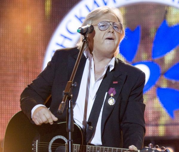 Юрий Антонов на сцене