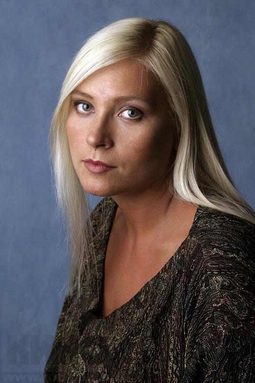Дарья Майорова - третья жена Карена Шахназарова