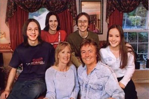 Семья музыканта