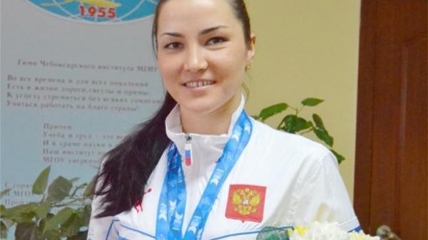 Татьяна Акимова в юности
