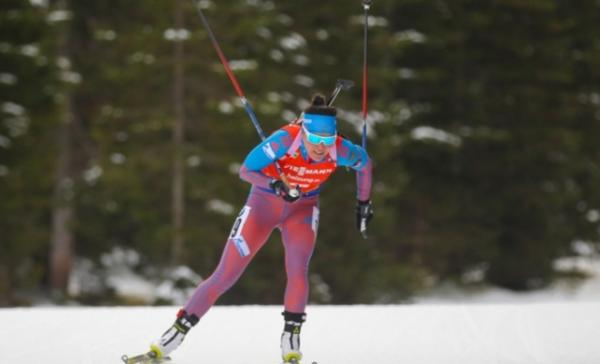 Татьяна Акимова на соревнованиях