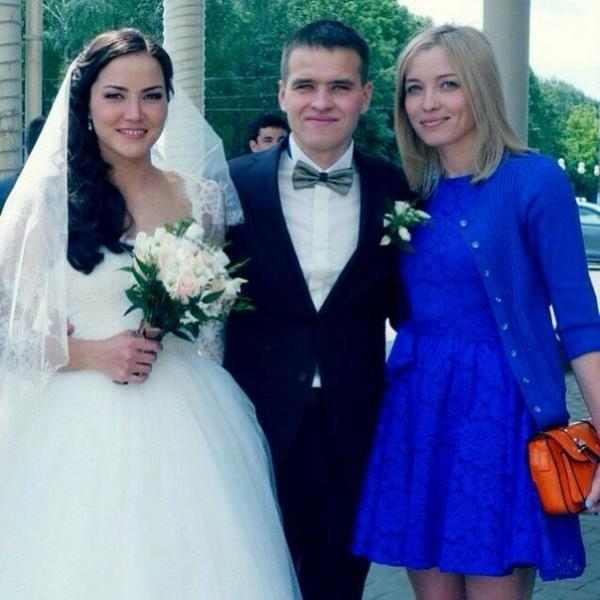 На фото: свадьба Татьяны и Вячеслава Акимовых
