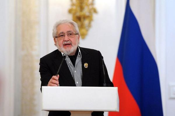 Лев Додин на церемонии вручения Государственных премий Российской Федерации