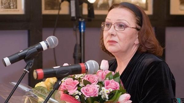 Наталья Максимовна Тенякова - первая жена Льва Додина