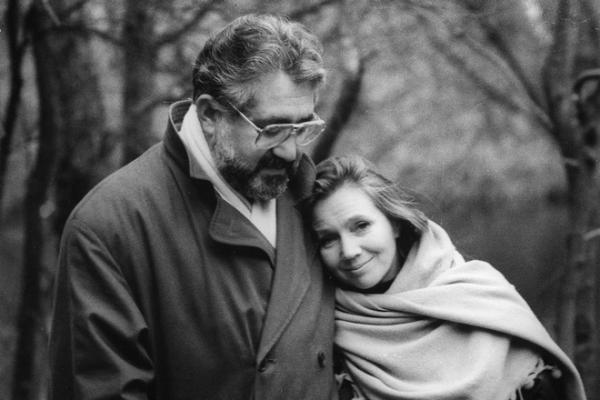 Лев Додин и его жена Татьяна Шестакова
