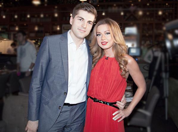 На фото: Дмитрий Борисов и Юлия Савичева