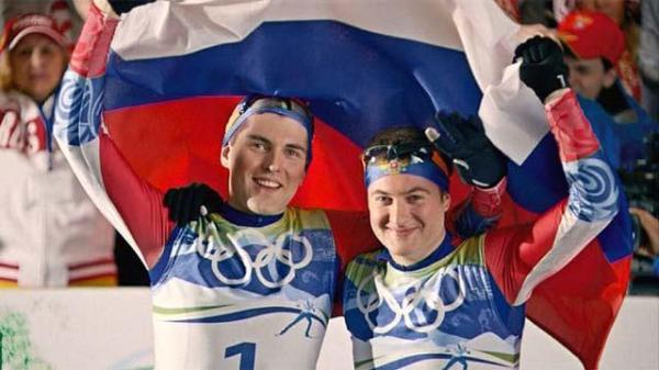 На фото: Борисов в дни Олимпиады