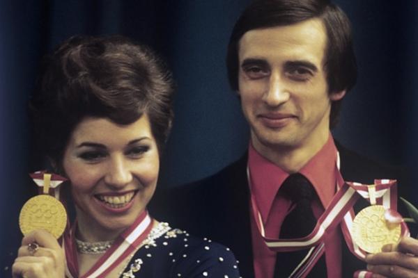 Людмила и Александр после очередной победы