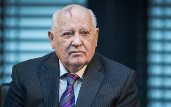 Михаил Горбачев сегодня