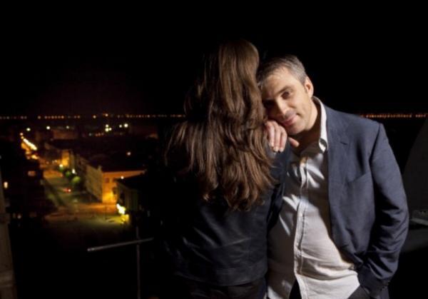 Ольга Косова с отцом
