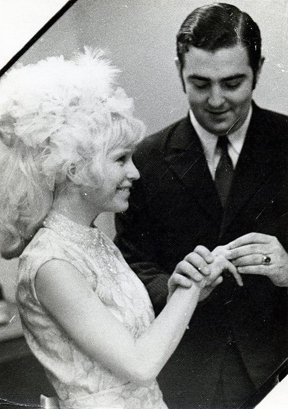 На фото: свадьба Михаила и Маргариты Шуфутинских