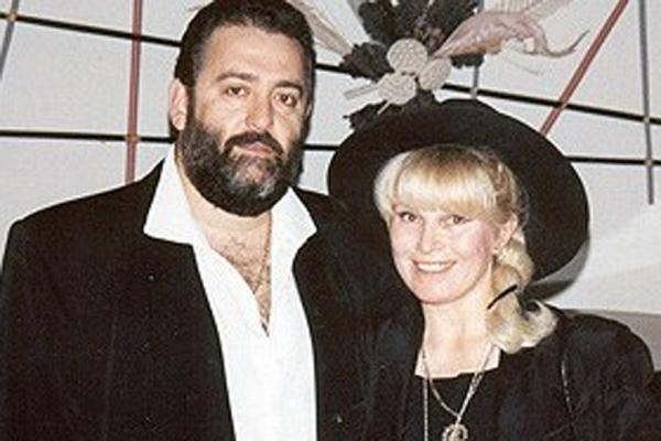 На фото: Михаил Захарович и Маргарита Михайловна Шуфутинские
